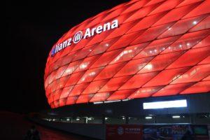 Allianz Arena München Bild